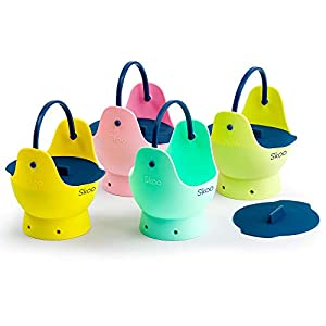 Skoo Silicone Egg Poaching Cups