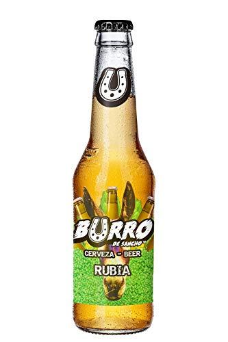 Burro de Sancho Cerveza Artesana, 1x330ml