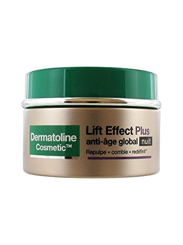 dermatoline Cosmetic Lift Effect Plus Antiedad Global noche 50 ml