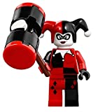 LEGO Super Heroes: Batman Minifigure - Harley Quinn (with Black Mallet) 6857
