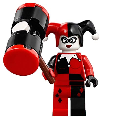41SZHDcLQuL Harley Quinn LEGO