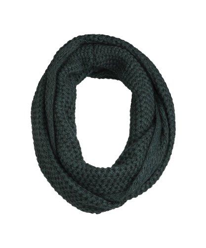 ESPRIT Echarpe Homme - Vert - Grün (360 MIDNIGHT GREEN) - FR : Taille unique (Taille Fabricant: one size)