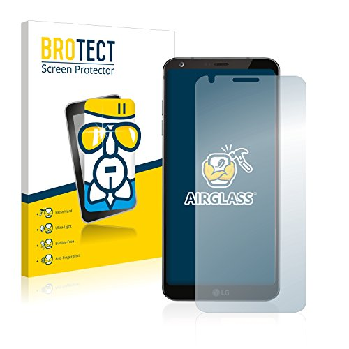 BROTECT Protector Pantalla Cristal Compatible con LG G6 Protector Pantalla Vidrio -...
