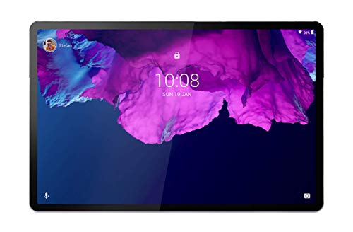 "Lenovo Tab P11 Pro - Tablet de 11.5"" WQXGA (Qualcomm Snapdragon 730G, 6 GB de RAM, Almacenamiento de 128 GB, Android 10, WiFi + Bluetooth), Gris"