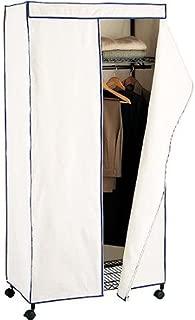 neu home heavy duty storage wardrobe
