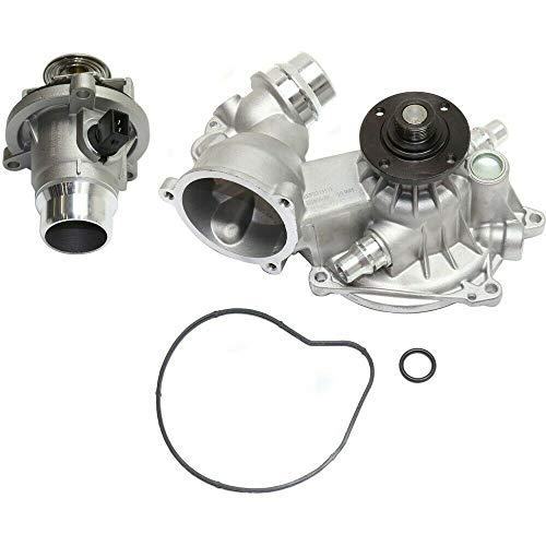 New Replacement for OE Kit Water Pump fits 545 645 745 E53 X5 Series BMW E65 7 745Li E60 5 545i 745i