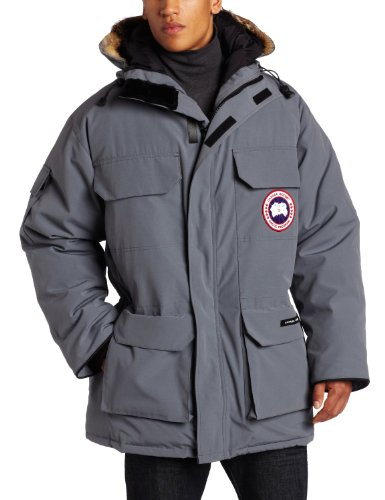 Canada Goose Expedition Parka Men's Jacket (4565m-grey)