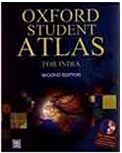 Oxford Student Atlas for India by Oxford (2011) Paperback