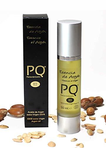 Aceite de Argán ECO, 100% puro, prensado en frío, envasado en España - Esencia PQ - airless