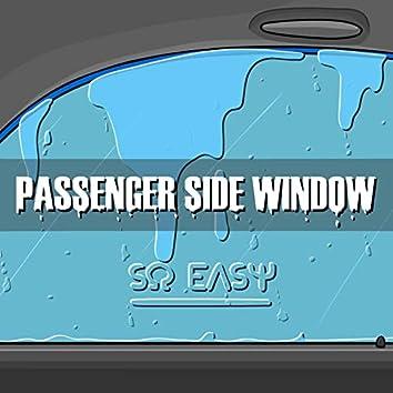 Passenger Side Window