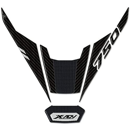 Pegatinas de Resina 3D para la Cara Frontal para Scooters compatibles con Honda X-ADV a Partir de 2021