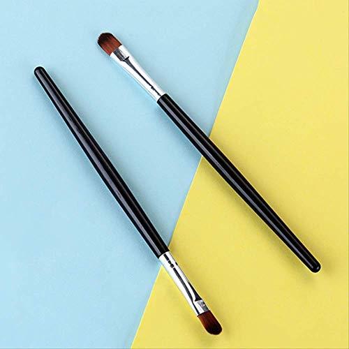 1 pinceau de maquillage pour les yeux, fard à paupières, fard à joues à joues en poudre applicateur de maquillage outil cosmétique en gros