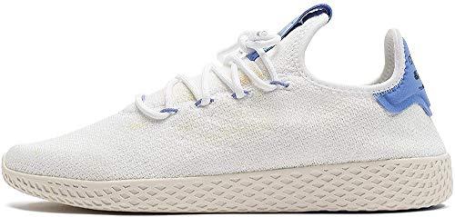 Adidas PW Tennis Hu, Zapatillas de Deporte Hombre, Multicolor (Ftwbla/Lilrea/Blatiz 000), 43 1/3 EU