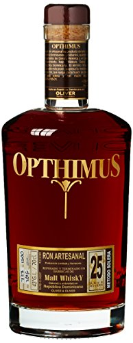 Opthimus 25 Jahre Malt Whiskey Barrel Rum (1 x 0.7 l)
