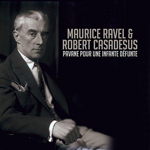 Maurice Ravel & Robert Casadesus