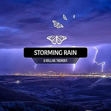 Storming Rain & Rolling Thunder