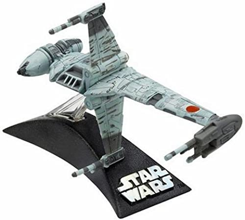 Titanium Series Star Wars 3 Inch Vehicles B-Wing