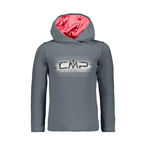 CMP Kinder Stretch Fleece Hoodie Pullover Sweatshirt Kapuzenpullover