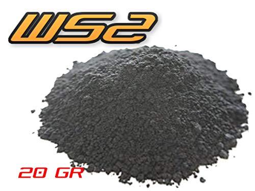 Nitrobor Wolframisolfat WS2 20 g Anti-Reibung, Behandlung von Motoröl, rein, ohne Vertreiber, permanente Motorbehandlung