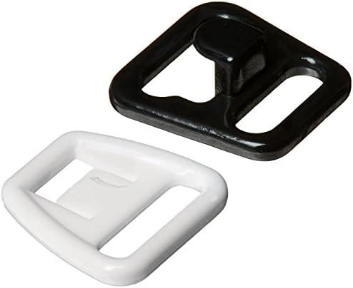 Porcelynne Tan Plastic Nursing and Maternity Clips 3//8 or 10mm 10 Sets