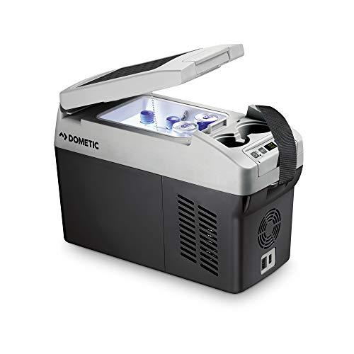 DOMETIC CoolFreeze CF 11 Tragbare Kompressor Kühlbox, 10.5 L, 12/24 und 230 Volt für Auto, LKW, Boot, Reisemobil, Caravan und Steckdose