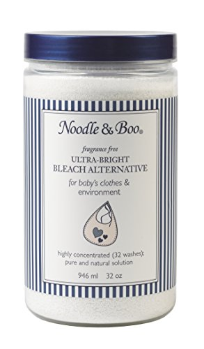 Noodle & Boo Baby Laundry Essentials Ultra-Bright Bleach Alternative