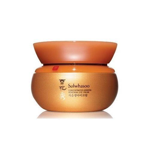 KOREAN COSMETICS, AmorePacific_ Sulwhasoo, Concentrated Ginseng Renewing Eye Cream (25ml)...