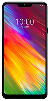 LG G7 Fit 32GB 6.1  Smartphone - GSM+CDMA Factory Unlocked for All Carriers - Aurora Black  US Warranty  by LG