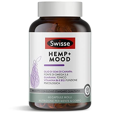 Swisse Hemp+ Mood 60 comprimidos