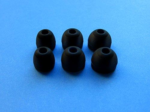 6 Stück (B)- S/M/L Ersatz Ohrstöpsel Ohreinsätze Set für Jaybird Bluebuds X Premium Bluetooth In Ear Ohrhörer/Kopfhörer