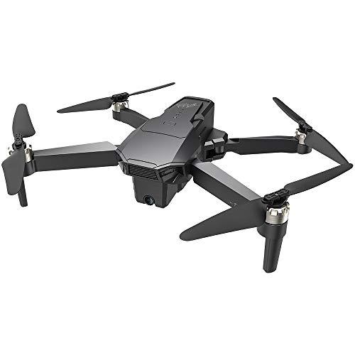 GYZLZZB Portátil Plegable GPS/Flujo óptico de Doble posicionamiento Remoto Drone con cámara Dual de 4K HD, transmisión de Imagen de 5G WiFi, Tiempo de Vuelo de 25 Minutos y 1500 m Distancia de contr