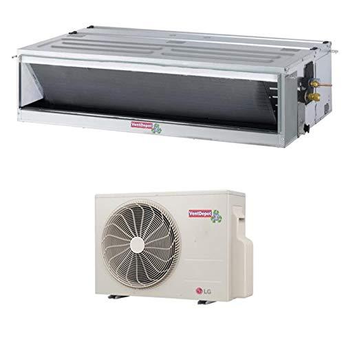 Aire Fan and Coil solo Frió, EvapoTech, MXTOC-001, 18000BTU, 1.5Ton, R-410A, Solo Frío, 220V, 1F, 60Hz, 19.00 SEER, c/Control Remoto.