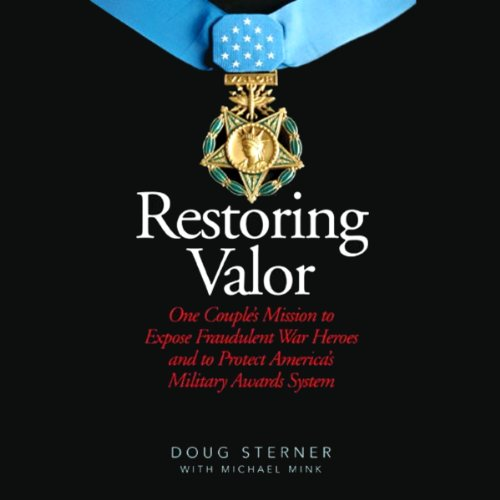Restoring Valor cover art