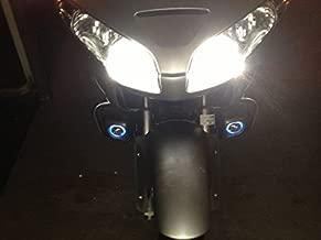 BlingLights Non-Halo Fog Lights Compatible for 2001-2010 Honda Goldwing GL1800