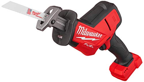 Milwaukee 2719-20 M18 FUEL Hackzall (Bare Tool), Red, Black,