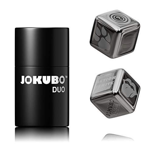 JOKUBO Duo | Juego para Parejas - Versión española 2019 - Juegos de Mesa Adultos - Dados Divertidos – Un Regalo Original para Pareja - Juguete Amoroso - Love Toy - San Valentin