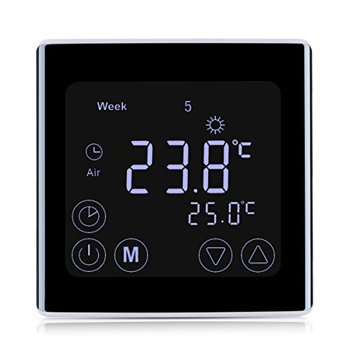 FLOUREON C17. GH3 LCD Display Thermostat