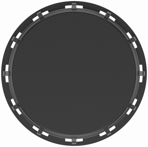 IBC Deckel NW150 - schwarz-TPE-V