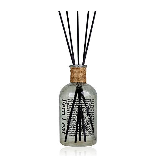 Zansibar Raumduft Natural Spa mit Duftstäbchen & liebevoll dekoriert mit erfrischenden Duft 210 ml Duft: Eukalyptus-Lemondream