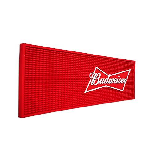 Budweiser Runner per Tappetino antigoccia in Gomma (600mm x 200mm x 10mm)