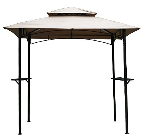 Soft Top Barbecue Grill Canopy*