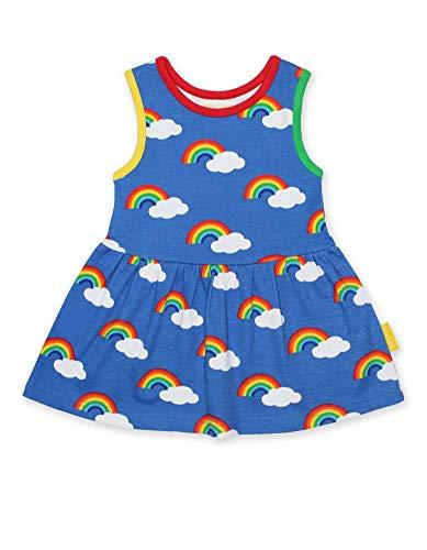 Toby Tiger Rainbow Print Summer Dress