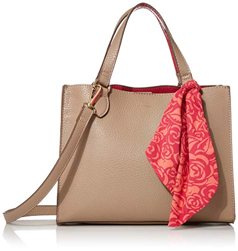 Price comparison product image Anne Klein Pop Satchel Truffle One Size