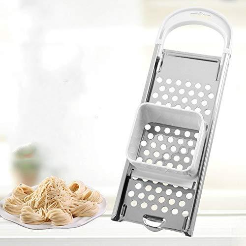 Pasta-Maschine Edelstahl Multi-Funktions-Nudelmaschine Ei Nudel Knob Planer Kochen Werkzeuge Küchen Accoutrement QiuGe