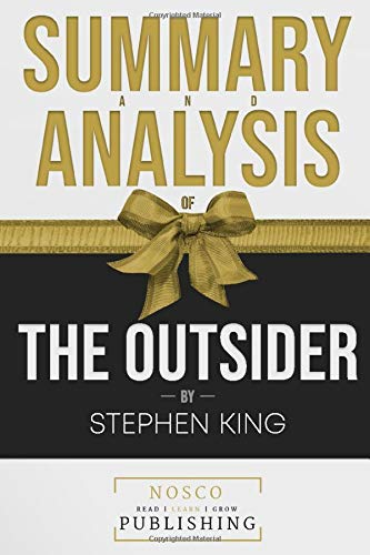 Summary and Analysis of The Outsider by Stephen King