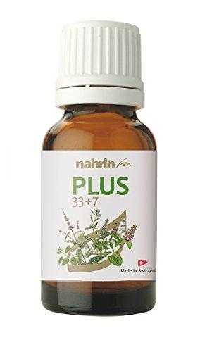 Nahrin Herbal Oil Plus 33+7 Travel size (15ml)
