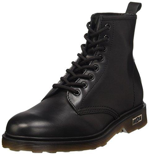 Cult Ozzy Mid 416 Leather, Stivali, Uomo
