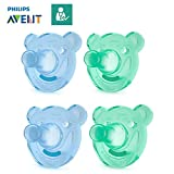 Philips AVENT Chupetes soothie//0–3MO & 3+ Mo//(Talla 1& 2//soothie...
