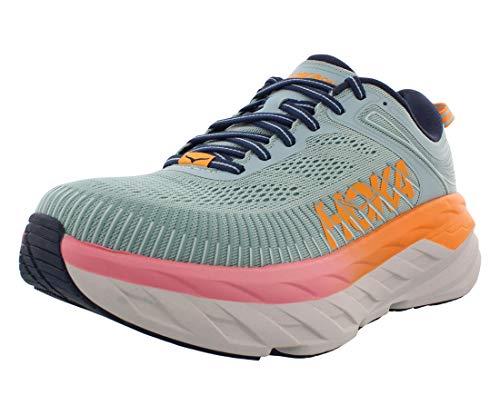 Hoka One Bondi 7 Wide Womens Shoes Size 8, Color:...