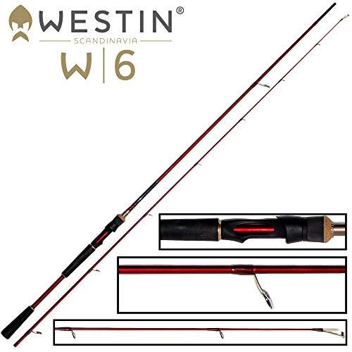 Westin W6 Powershad 270cm H 20-60g Spinnrute